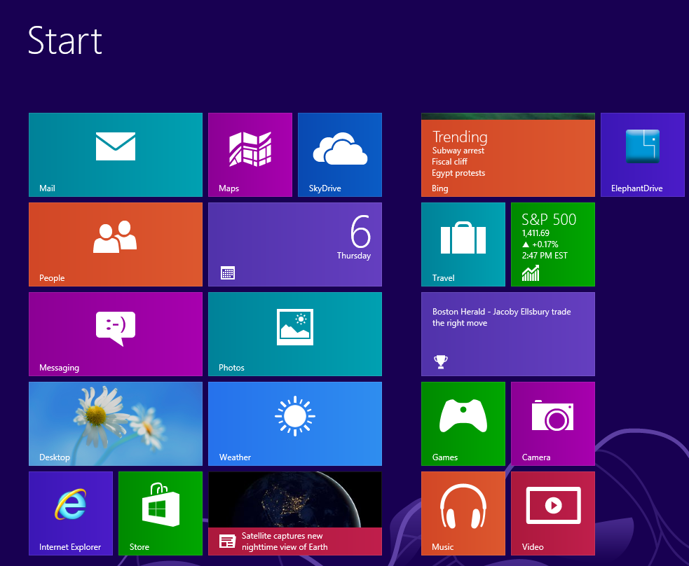 beta windows 8 apps